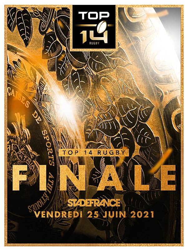 Billets Finale Top 14 (Stade de France - Paris)