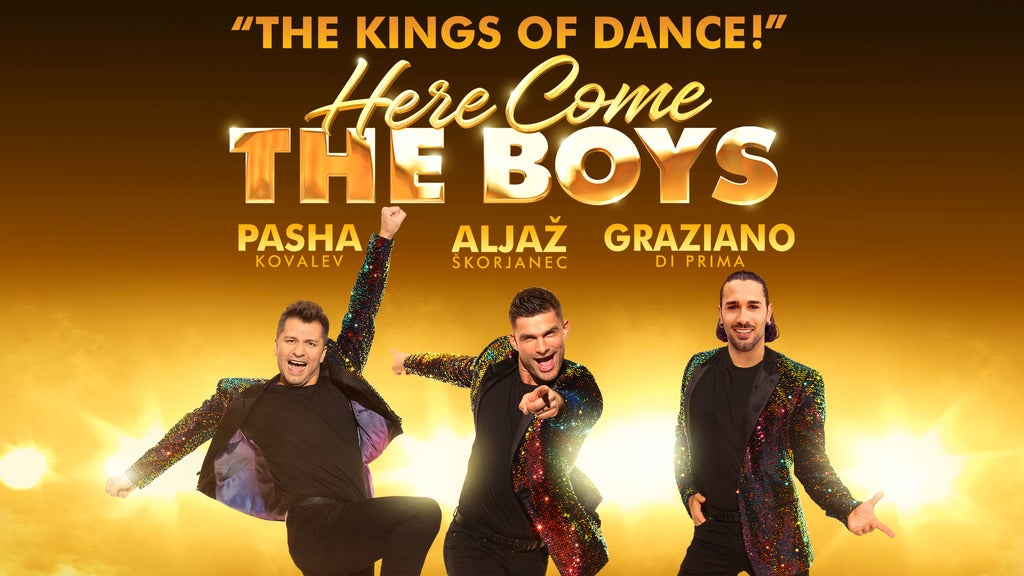 Here Come The Boys at Garrick Theatre Tickets