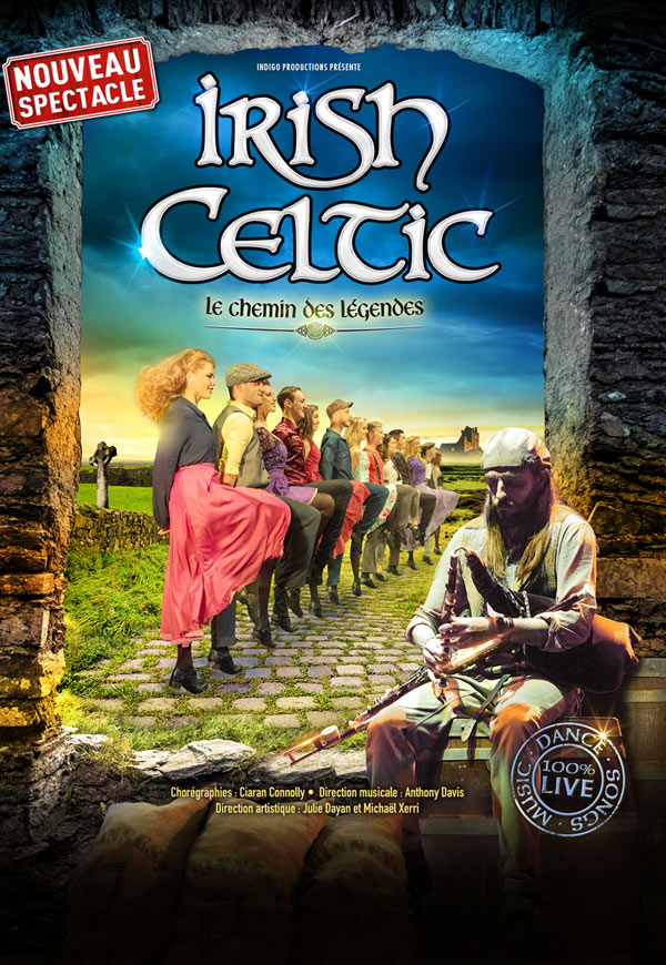 Billets Irish Celtic (Arcadium - Annecy)