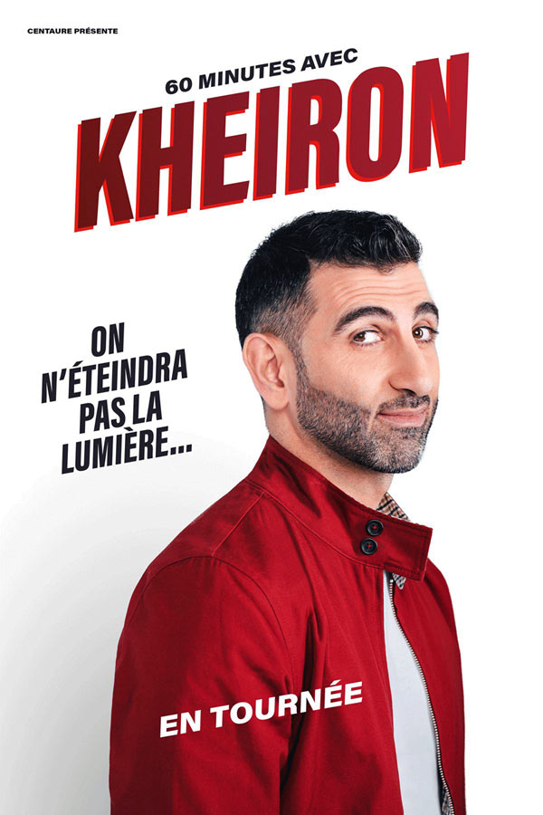 Billets Kheiron (Casino Barriere Toulouse - Toulouse)