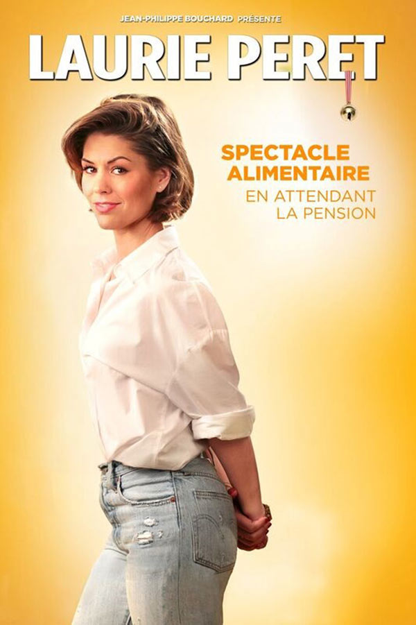 Billets Laurie Peret (Theatre Femina - Bordeaux)