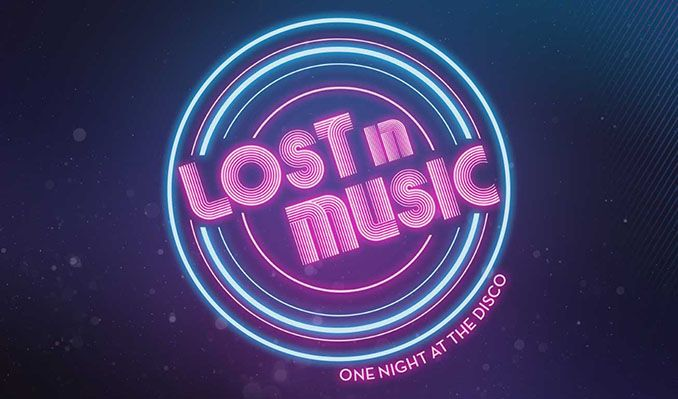 Billets Lost In Music (First Direct Arena - Leeds)
