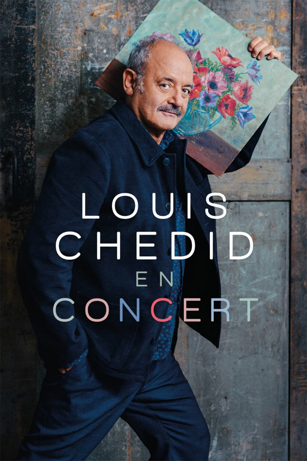 Billets Louis Chedid (Casino Barriere Toulouse - Toulouse)