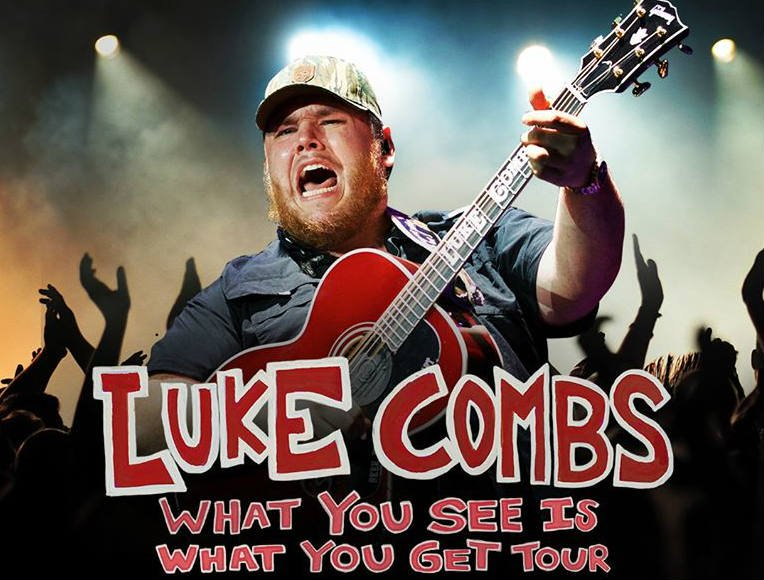 Billets Luke Combs - What You See Is What You Get Tour (Madison Square Garden - Manhattan)
