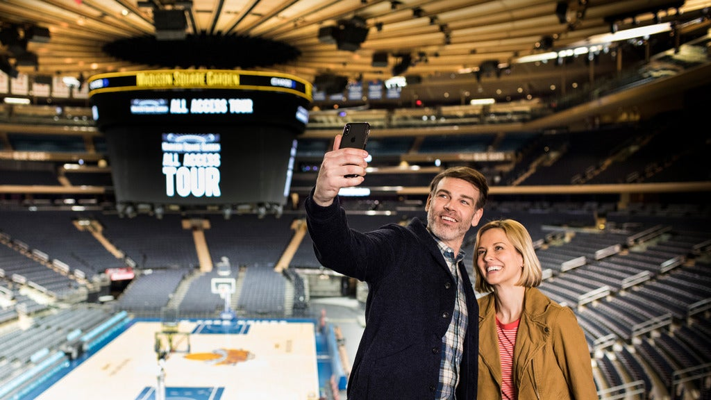 Billets Madison Square Garden All Access Tour (Madison Square Garden - Manhattan)