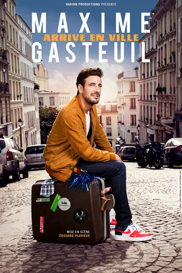 Billets Maxime Gasteuil (Casino Barriere Toulouse - Toulouse)