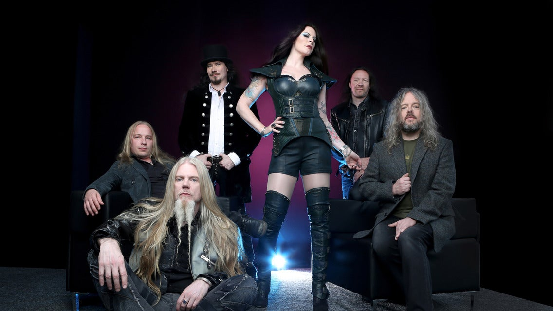Billets Nightwish (Accor Arena - Paris)