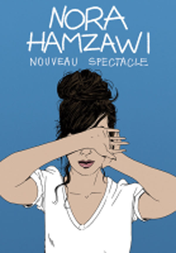 Billets Nora Hamzawi (Casino Barriere Toulouse - Toulouse)
