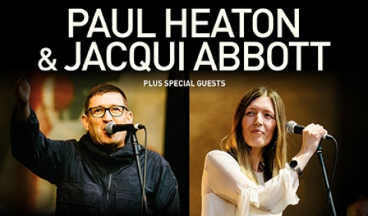 Billets Paul Heaton - Jacqui Abbott (First Direct Arena - Leeds)