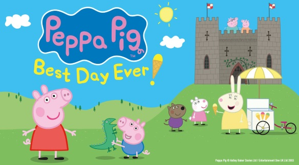 Billets Peppa Pig's Best Day Ever (Olympia Theatre - Dublin)