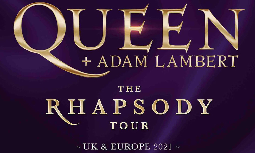 Queen and Adam Lambert - The Rhapsody Tour at Royal Arena Tickets