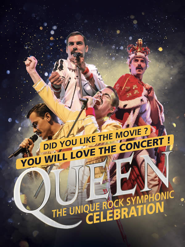 Queen at Le Forum Liege Tickets