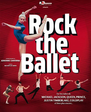 Billets Rock The Ballet (Casino Barriere Toulouse - Toulouse)