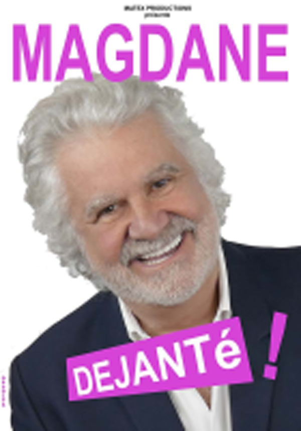 Billets Roland Magdane (Casino Barriere Toulouse - Toulouse)