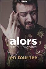 Billets Roman Frayssinet (Casino Barriere Toulouse - Toulouse)