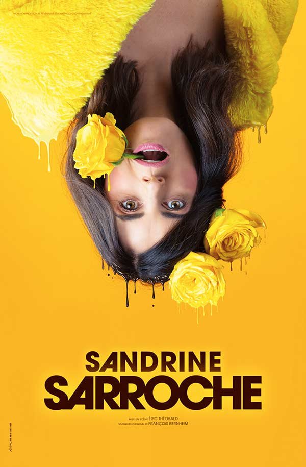 Billets Sandrine Sarroche (Casino Barriere Toulouse - Toulouse)