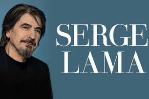 Billets Serge Lama (Casino Barriere Toulouse - Toulouse)