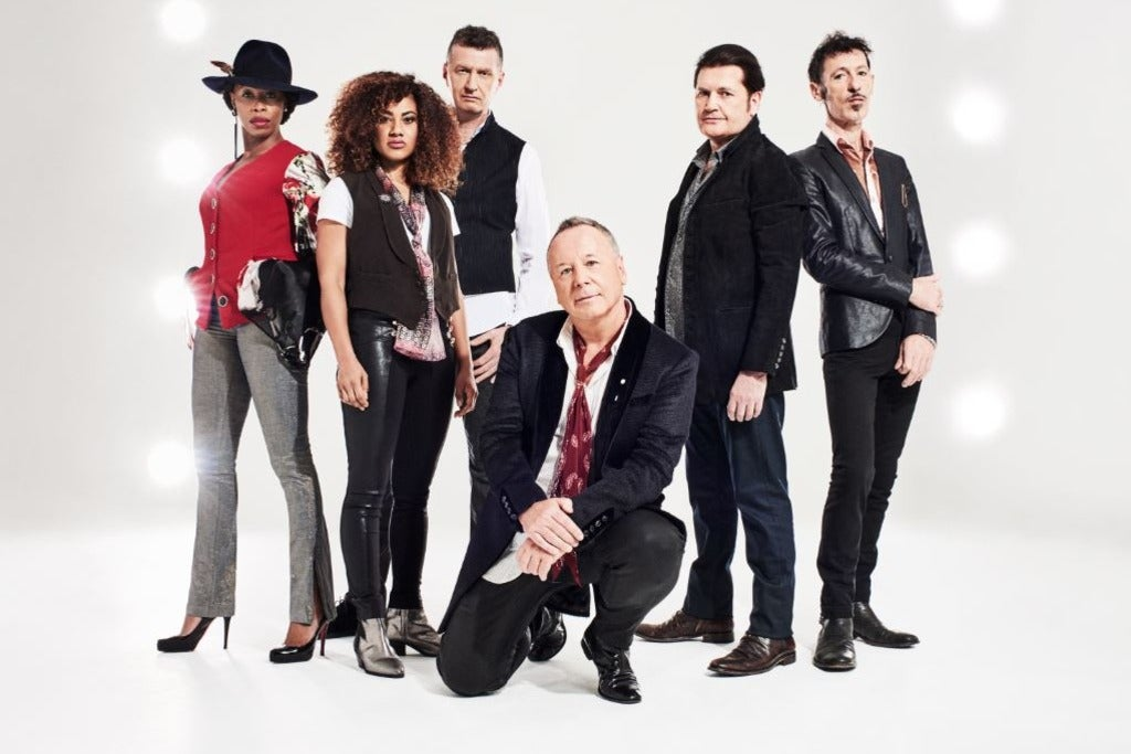 Simple Minds at Motorpoint Arena Nottingham Tickets