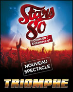Billets Stars 80 (Galaxie - Amneville)