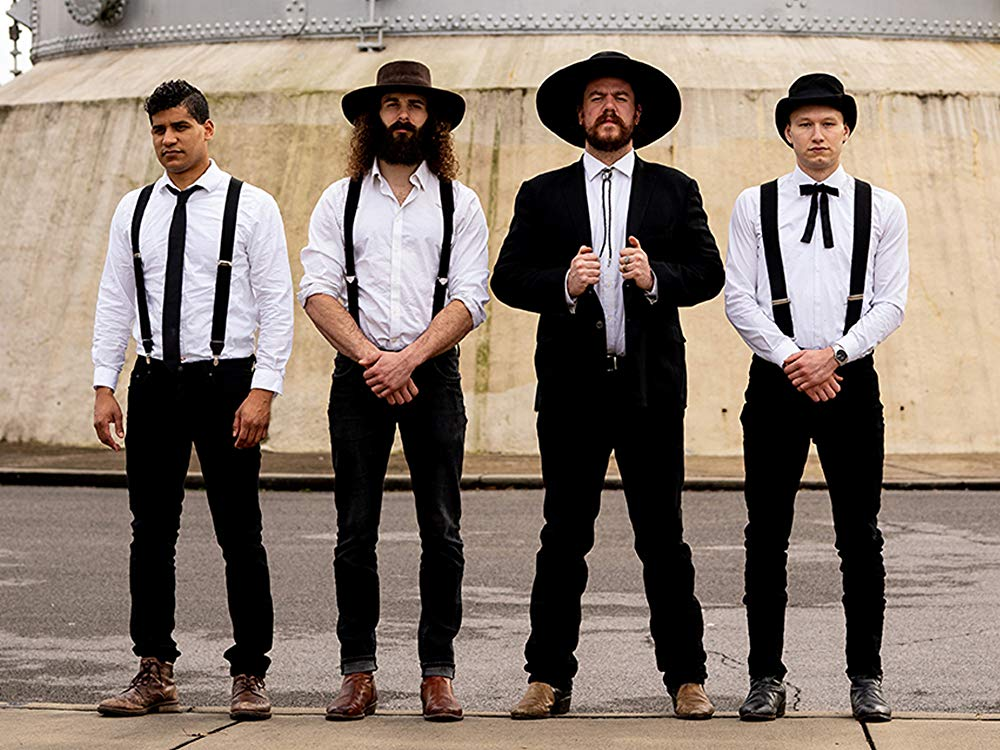 The Dead South at Royal Albert Hall Tickets