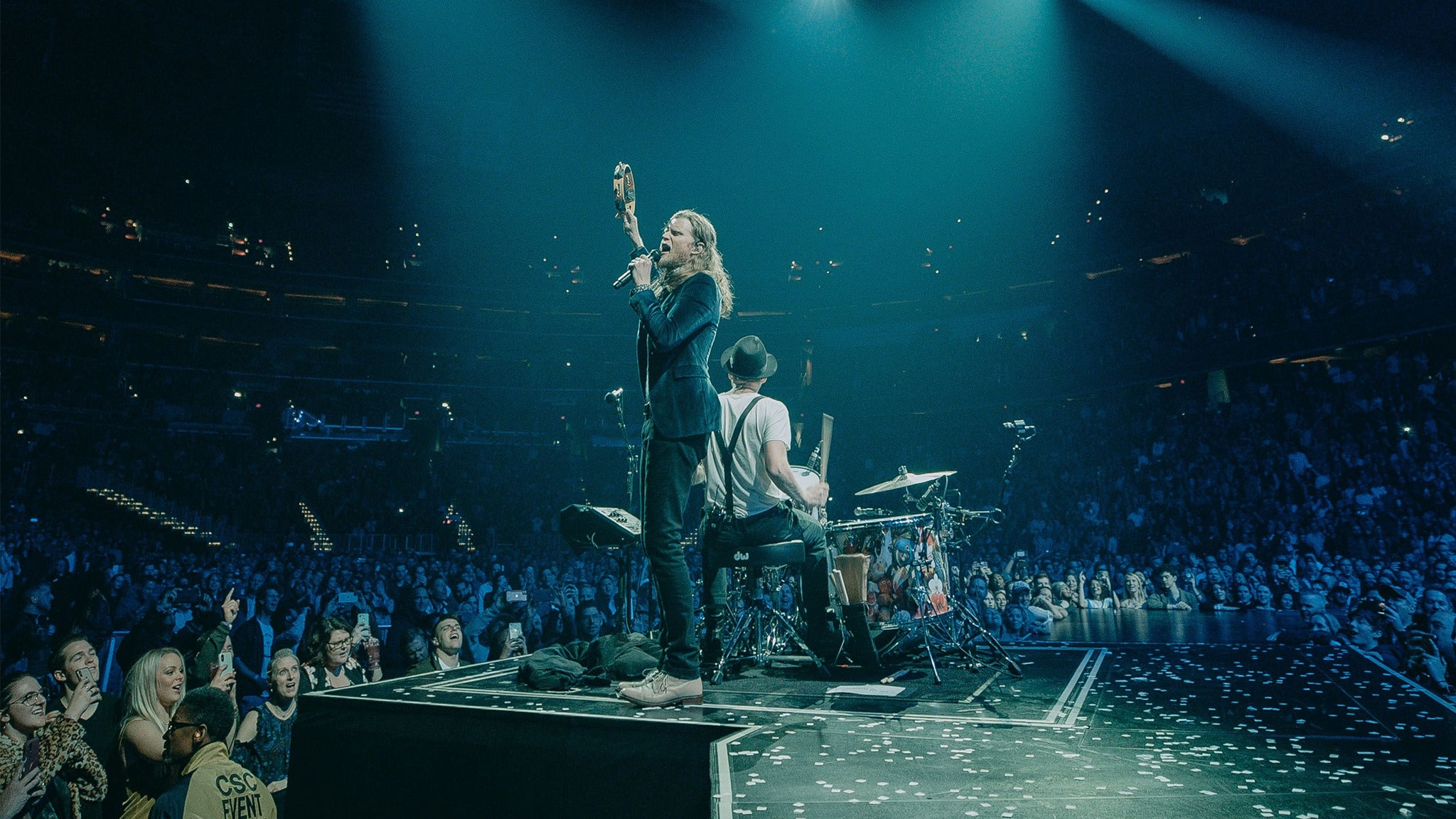 Billets The Lumineers (O2 Arena - Londres)