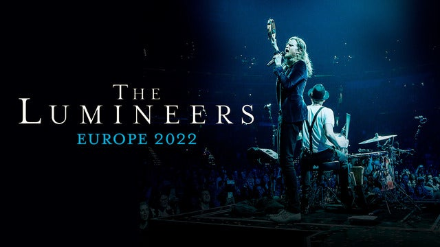 The Lumineers at WiZink Center Tickets