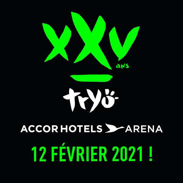 Billets Tryo (Accor Arena - Paris)