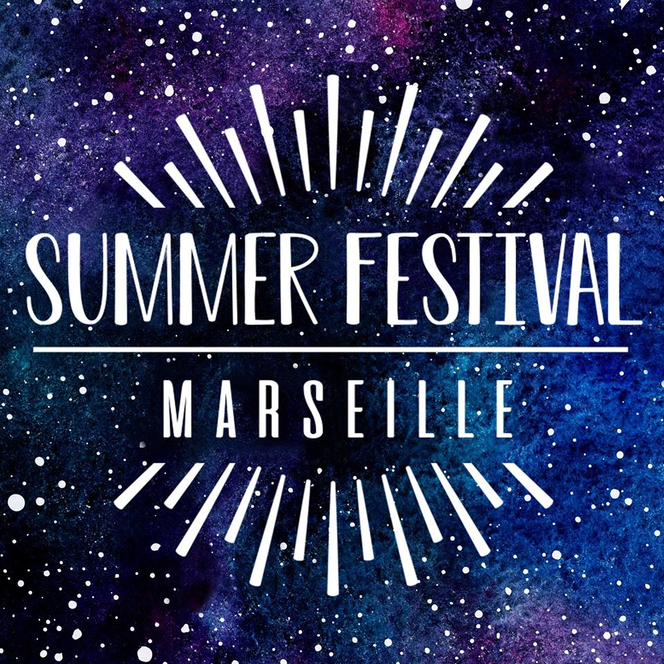 Billets Summer Festival Marseille