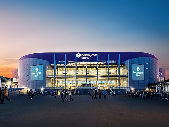 Barclaycard Arena Hamburg Tickets