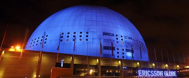 Ericsson Globe Arena Tickets
