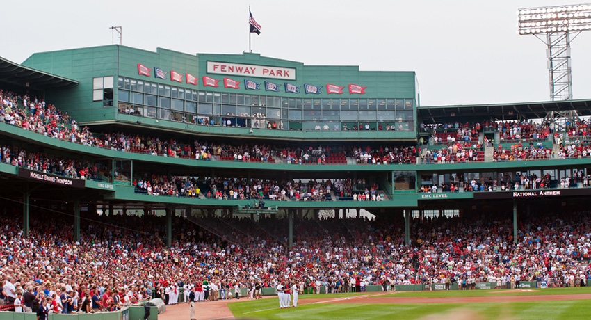 Billets Boston Red Sox vs Miami Marlins (Fenway Park - Boston)