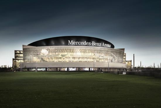 Mercedes-Benz Arena Berlin Tickets