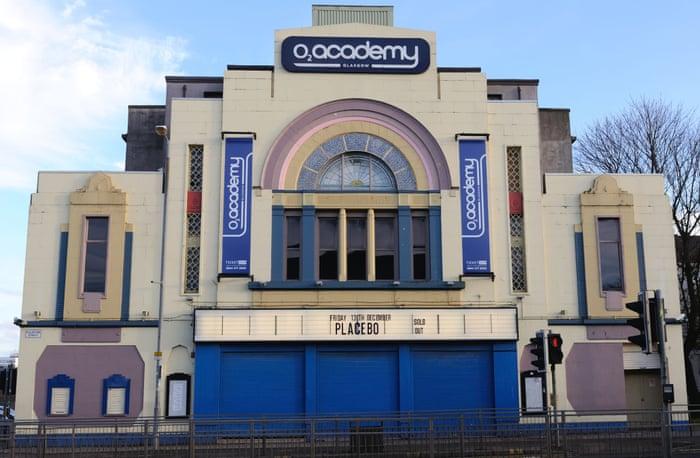 O2 Academy Glasgow Tickets