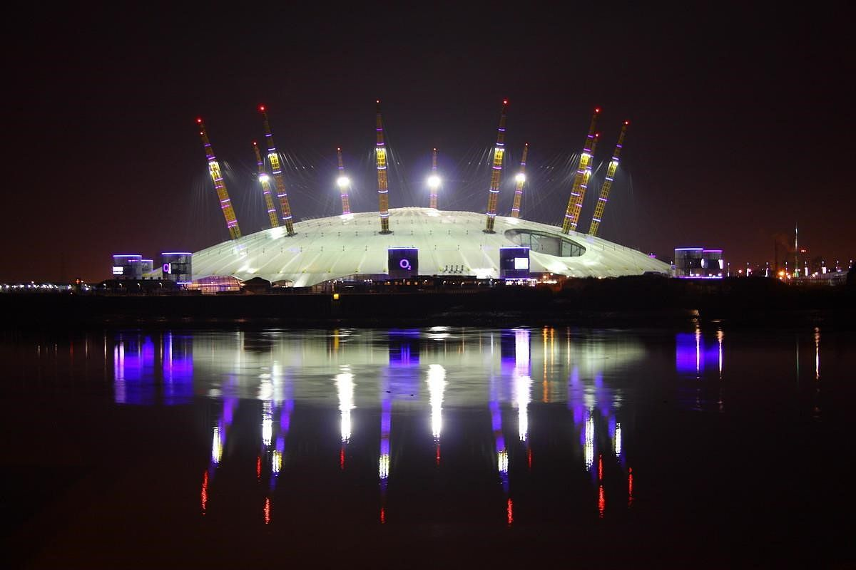 Billets The Four Tops - The Temptations (O2 Arena - Londres)