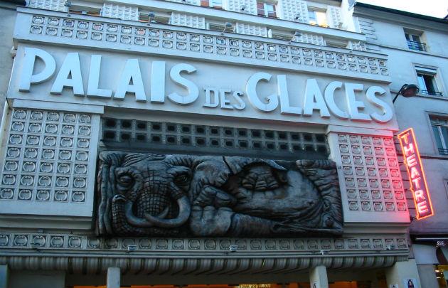 Palais des Glaces Tickets