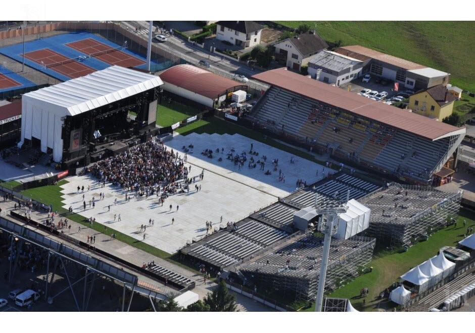Billets Zazie - Christophe Mae (Stade De Bram - Louhans)
