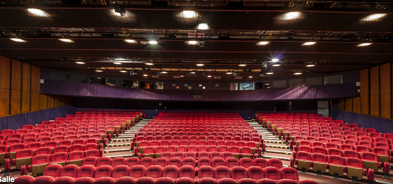 Theatre de Grasse Tickets