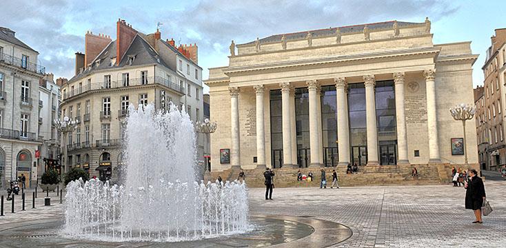 Billets concerts Theatre Graslin (Nantes) - Infos et tarifs des