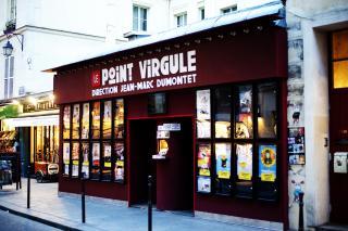 Theatre Le Point Virgule Tickets