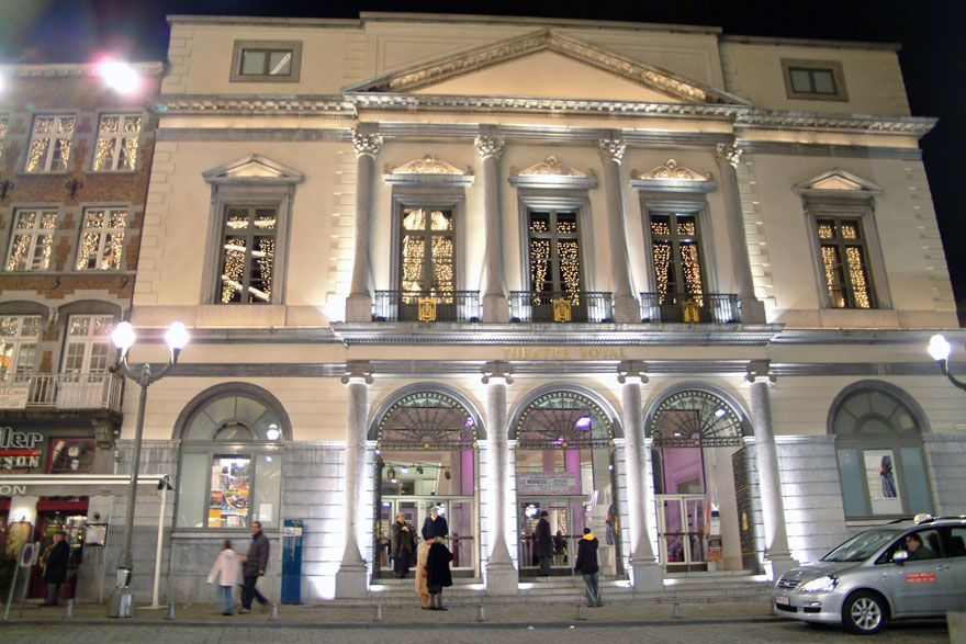 Theatre Royal de Mons