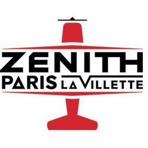 Billets Zenith Paris